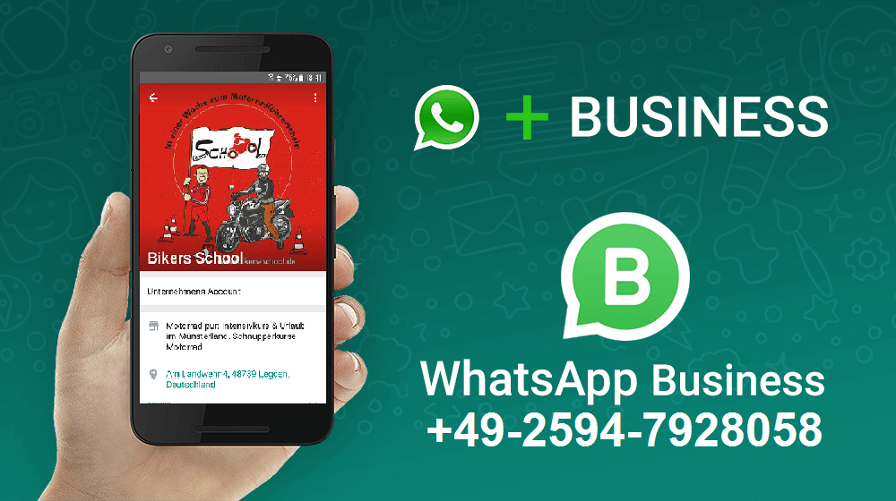 WhatsApp an +4925947928058